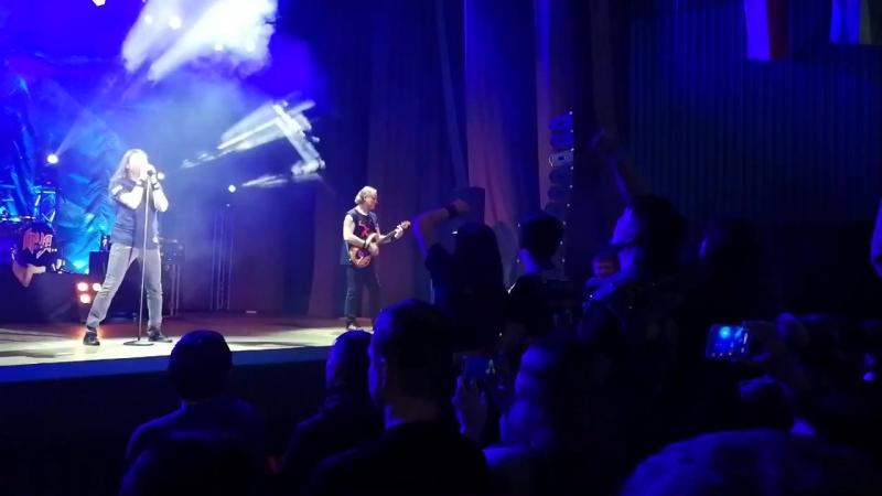 Ария - Свет Былой Любви (12.02.2018, Дубна)