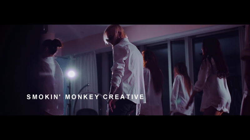 Smokin' Monkey Creative Ultraviolet choreography by Yura Vorobev