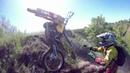 Enduro Belgorod Motorcycle crashes