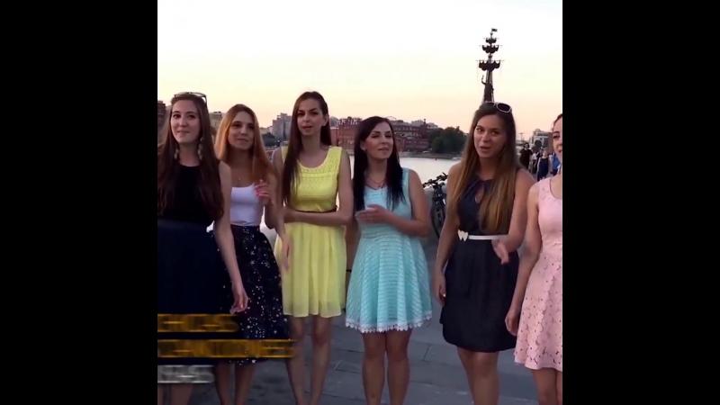 🎤👸🎶👸 Прекрасные певцы Русские девушки \(^o)(^0^)(o^)/«Белое золото» 👸🎶👸 🎤