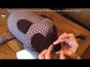 Диванная подушка или подушка-антистресс Мопс