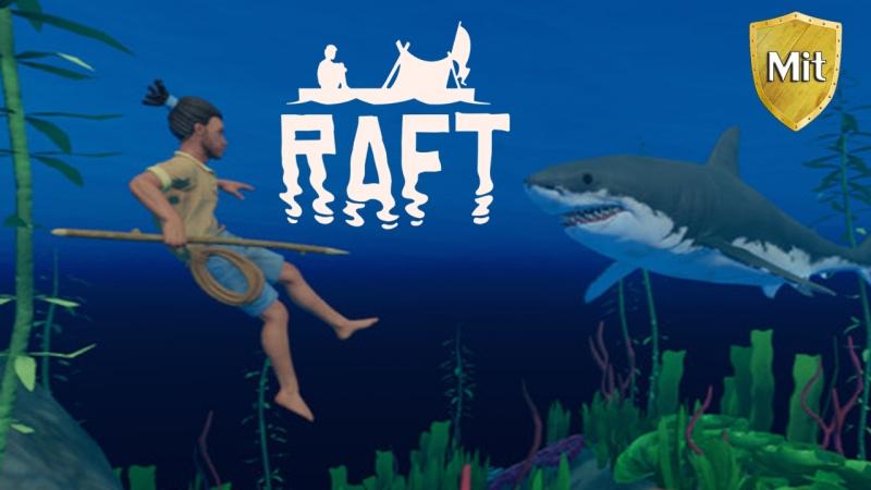 [Стрим] Raft - Выживаем вместе со зрителями!
