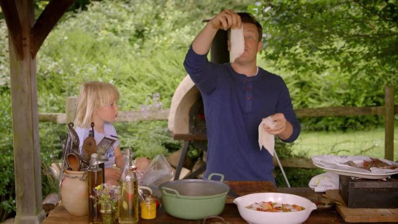 Джейми Оливер. Кулинарный канал / Jamie Oliver's Food Tube.
