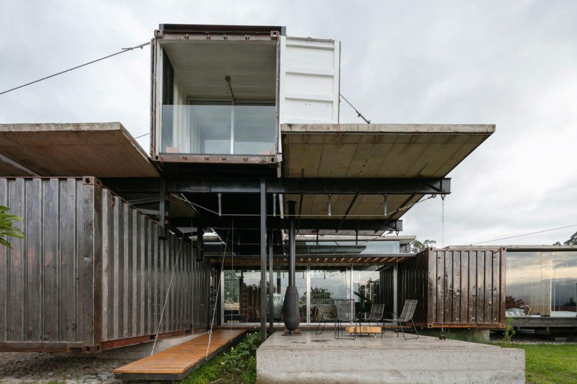 Частный дом в Эквадоре