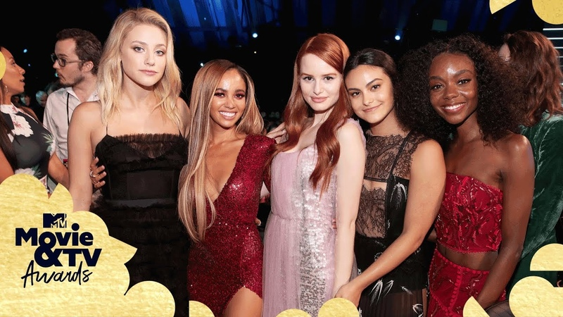 The 'Riverdale' Cast's Red Carpet Looks Best Moments | 2018 MTV Movie TV Awards