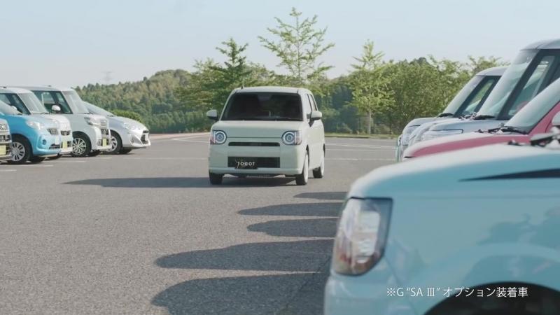 Новый хэтчбек Daihatsu Miro Tocot