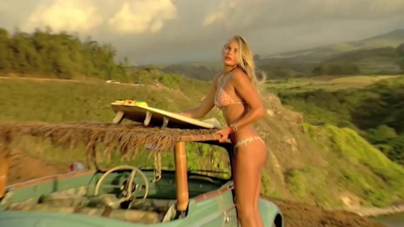 Tori Praver Goes Bottomless, Hawaiian Beauty Jarah Mariano Comes Home _ Sports I