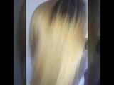 Ухоженный блонд, благодаря ботоксу