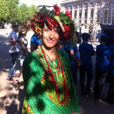 Наталья Оробинская