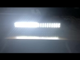dual color W+Y LED LIGHT BAR
