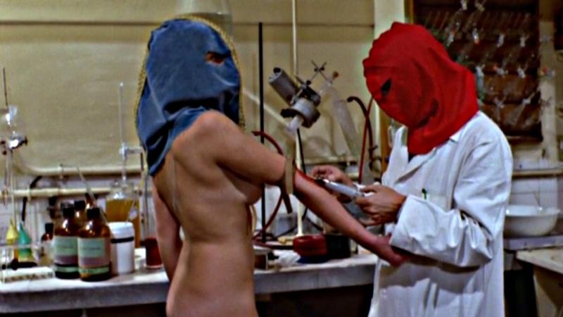 1971 - Обнажённый вампир La vampire nue