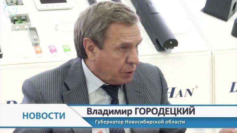 22 новых ФАПа изготовит DoorHan для сел Новосибирской области