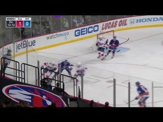 Florida panthers vs new york islanders – jan. 30, 2018. game highlights