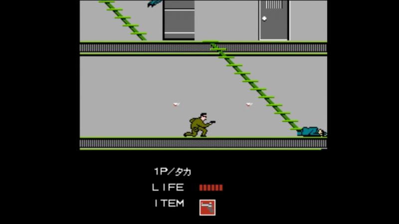 Walkthrough 143 Mottomo Abunai Deka (Famicom)