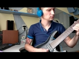 Metallica - To Live is To Die (cover guitar)