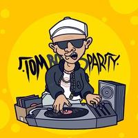 Логотип TomBoysParty САРАТОВ/ЭНГЕЛЬС