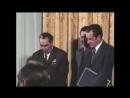 President Nixon Welcomes Leonid Brezhnev to the United States