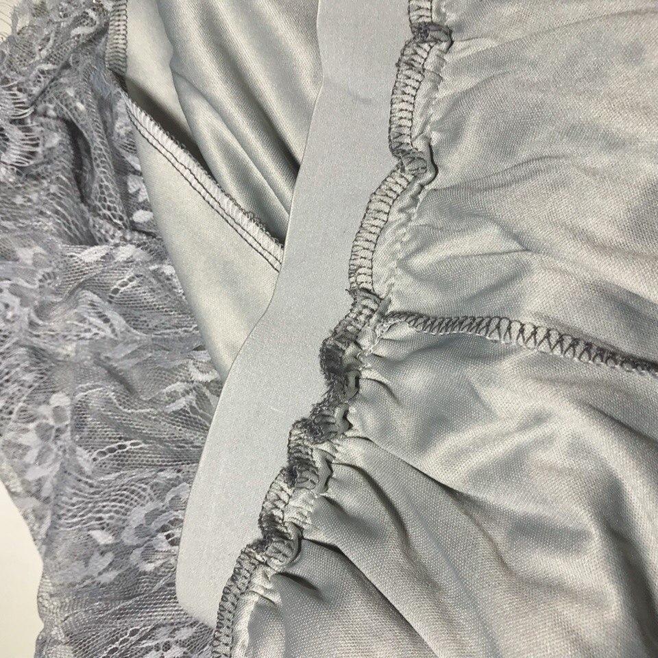 Воздушная юбка с кружевом