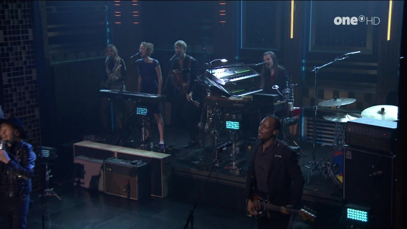 Beck - Up All Night (The Tonight Show Starring Jimmy Fallon - 2017-12-06)