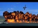 бомбардировка напалмом