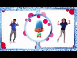 Trolls- Cant Stop The Feeling - GoNoodle