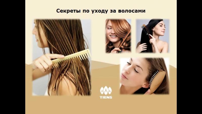 Тиенс препараты Серия по уходу за волосами Revitize