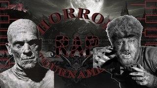 Mummy vs Werewolf. Horror Rap Tournament. 1/8 финала