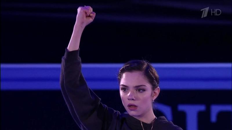 Channel European Championships 2018 Evgenia Medvedeva Exhibition gala Cuckoo 21 01 2018