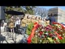 Вахта памяти на Пискаревском мемориале 9.5.2018
