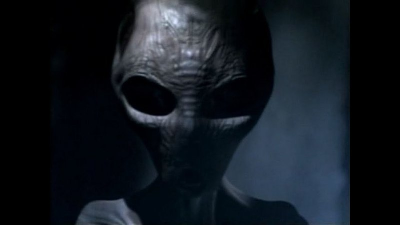Интервью с пришельцем по имени 'Эйрл' Розуэлльский инцидент Все части