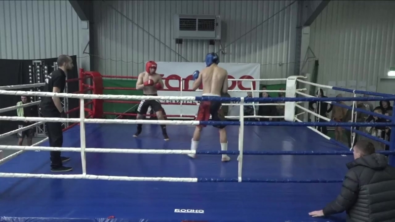MMA Ukranian Cup Center _ Qualify _ Ring 2..