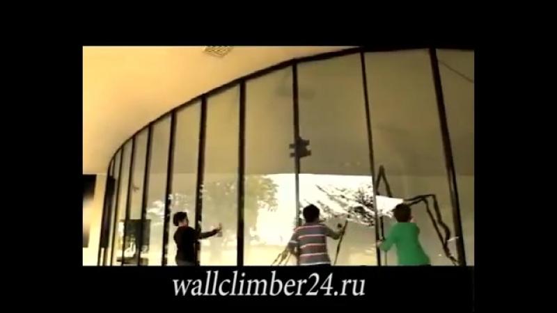 Wall Climber - Антигравитационная машинка ездит по стенам и потолку ( 360 X 450 ).mp4