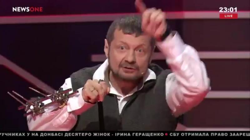 Это грёбаный пздц Саакашвили уже виновен что порошенко президент Украины