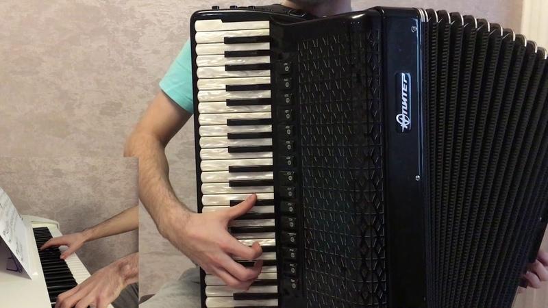 Fire Emblem Awakening Opening Accordion Piano Cover