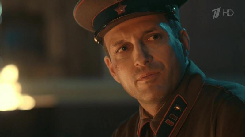 Евгений Воловенко читает стихи в фильме По законам военного времени