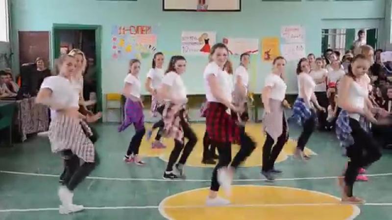 танец 9 класс