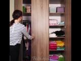 Топ-10 советов идеального порядка в шкафу!