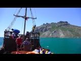 Карадаг-Коктебель, Крым _ Karadag _ Koktebel. Amazing Сrimea. Nature relaxation film 4K UHD
