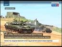 Амурские мотострелки форсировали водную преграду на БМП и танках