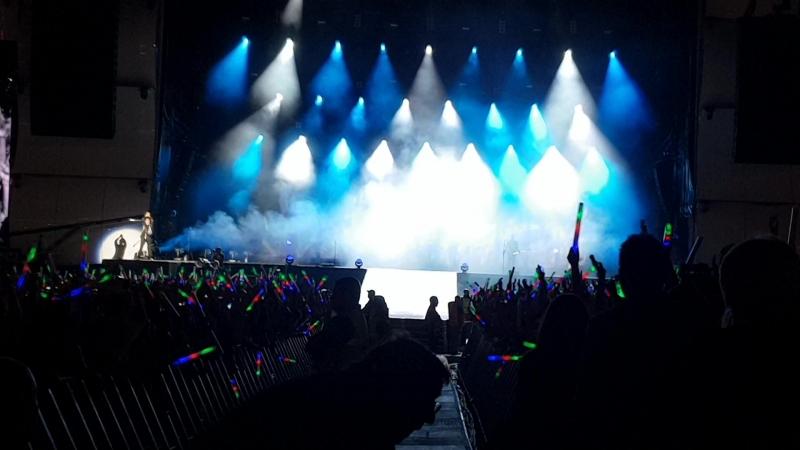 Muse на Rock in Rio исполнили Resistance