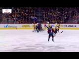 05:00 Колорадо Эвеланш - Питтсбург Пингвинз 4:2 (1:1, 2:0, 1:1). Обзор матча (Хоккей. НХЛ)   19 декабря