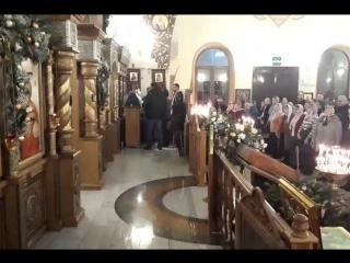 Live. Праздничное Рождественское Богослужение в Новокосино