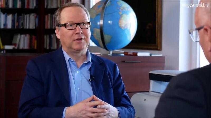 Max Otte über Geopolitik- Dollar-Zusammenbruch- NWO und Zerstörung der Deutschen Wirtschaft