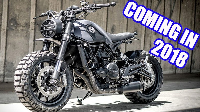 TOP 10 MOTORCYCLES Coming in 2018 ● Upcoming Bikes 2018 ● YOU SHOULD BUY