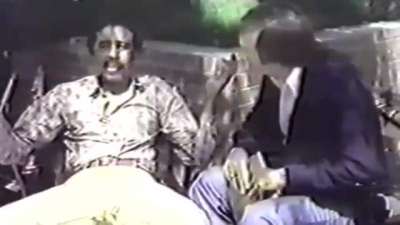 Rare Richard Pryor High on Coke Completely Honest and Dirty on Television