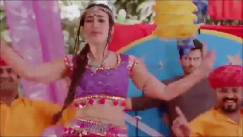 Сурбхи в сериале koi laut ki aaya hai