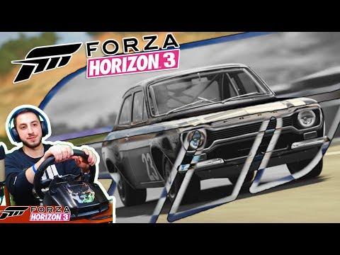 [Стрим] Возвращаемся на вечный фестиваль / Forza Horizon 3 G25