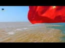 Two Seas That Meets But Do Not Mix in China ¦ Wonderfully captured on camera!