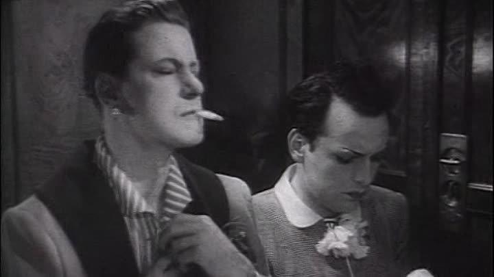 Фанфары любви ФРГ 1951 комедия на тему переодеваний советский дубляж
