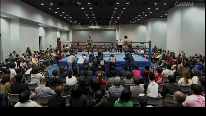 AJPW Champion Carnival 2014 (2014.04.13) - День 1